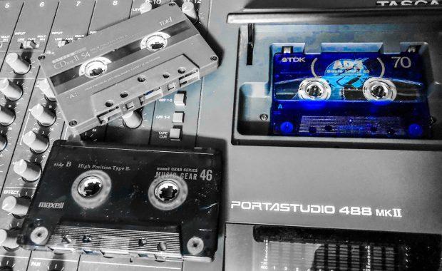 カセットテープを使った音楽制作【加工編】