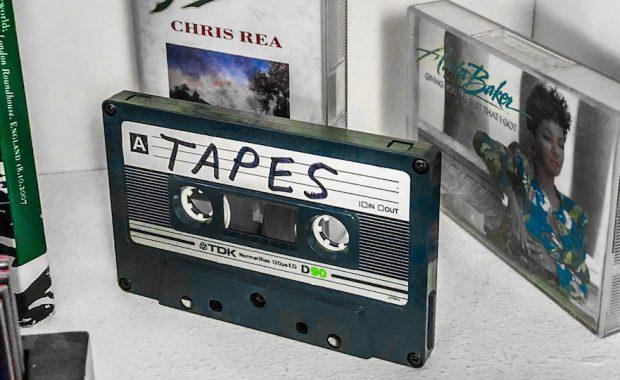 あなたの音を無料でカセットテープの音質にします