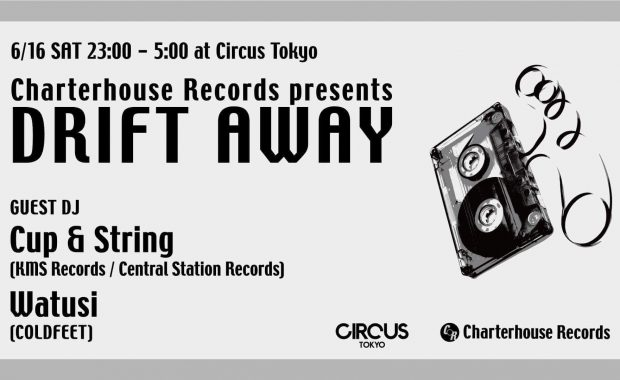 7th EP「Drift Away EP」 Release Party